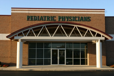 Building Pediatric Physicians Columbus, Ohio
