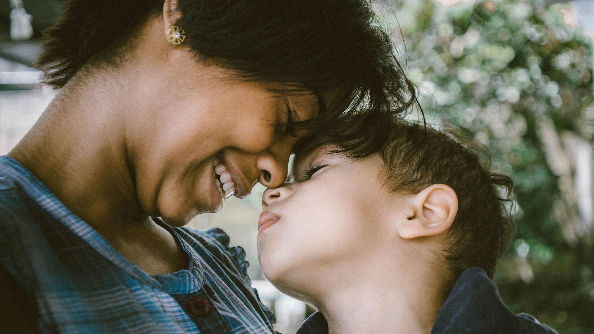 Mom and child-Pediatric Physicians-Columbus, Ohio